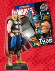 Classic Marvel Figurine Collection #015 Mighty Thor Eaglemoss Publications